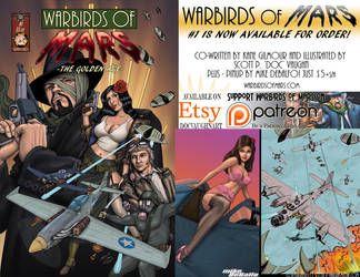 Warbirds Etsy Ad by DocRedfield