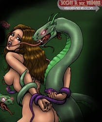 Eve and the Serpent 2 by DocRedfield