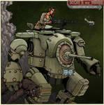 COMMISSION: Konflikt '47 Book Cover
