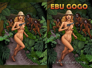 COMMISSION: Ebu Gogo Cover