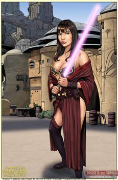 STAR WARS - Jedi Girl Aniah