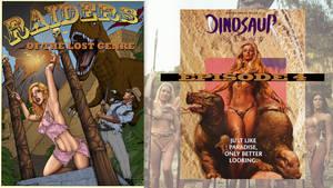 RAIDERS OF THE LOST GENRE Episode 4 - DINOSAUR ISL