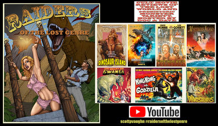 RAIDERS OF THE LOST GENRE on YouTube