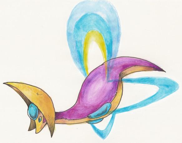 Cresselia Pokemon Shiny Shiny cresselia by ashuras2000Pokemon Shiny Cresselia