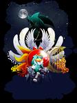 Zackiel Throne Final by Dormin-Kanna