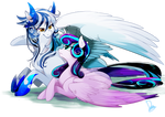 Soul Silver and Flurry Heart