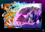 Twilight Sparkle vs Tempora - Timey Wimey by Dormin-Kanna