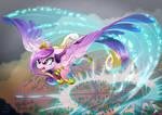 Princess Cadence sonic love boom
