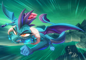 Ember for Jyc Row collab Light262