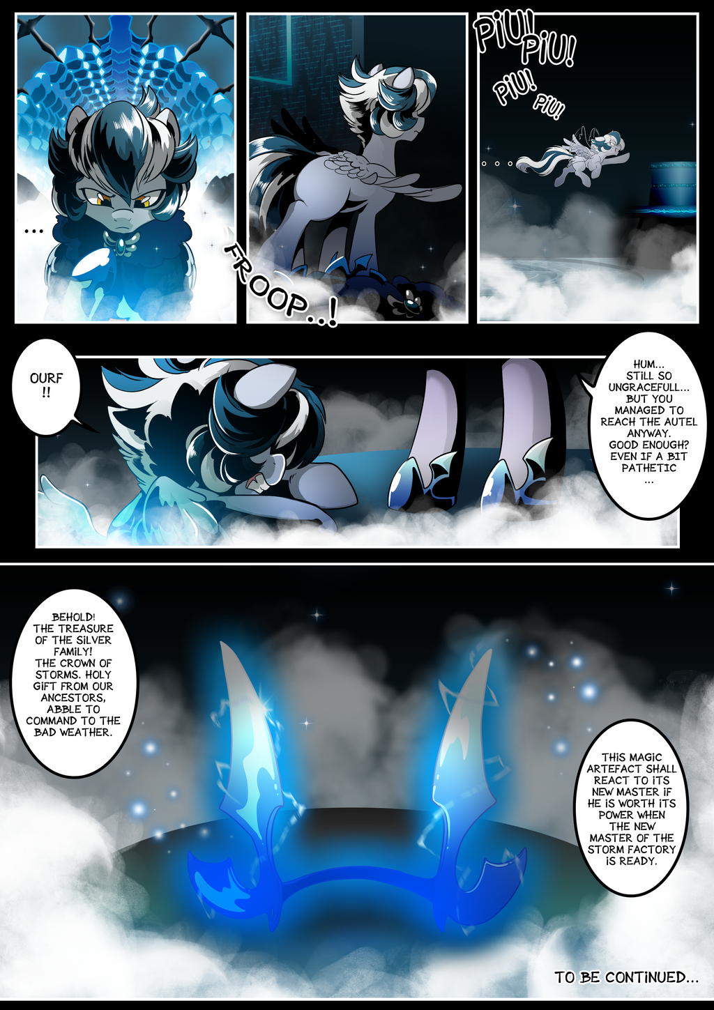 One Stormy Night Page 20 by Dormin-Kanna