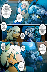 One Stormy Night issue 3 page 2