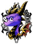 Spyro Portrait