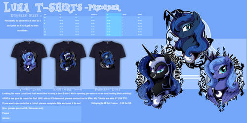 Luna t shirt