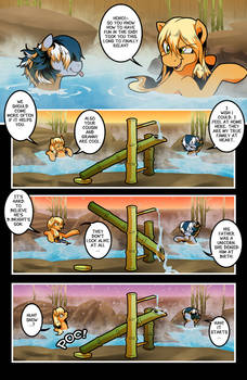 One Stormy Night issue 3 page 21