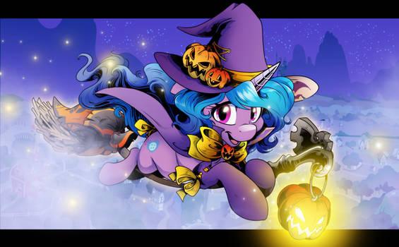 Izzy Moonbow witchcraft