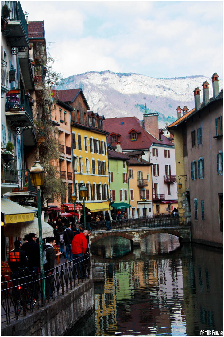 Annecy by EmilieBouvier