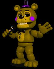 Adventure Golden Freddy Still Related Keywords & Suggestions