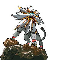Solgaleo Pixel Pagedoll By Jackjackcooper On Deviantart