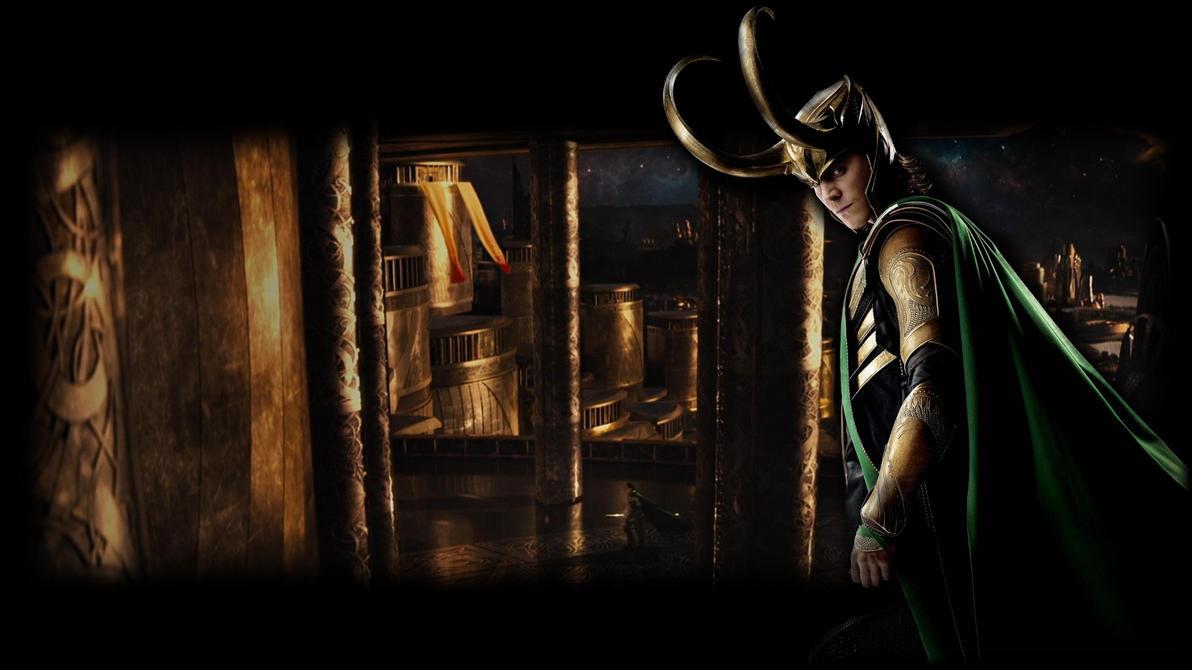 Loki-Columns by stak1073