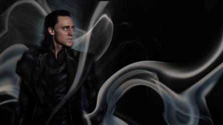 Loki-Smoke by stak1073