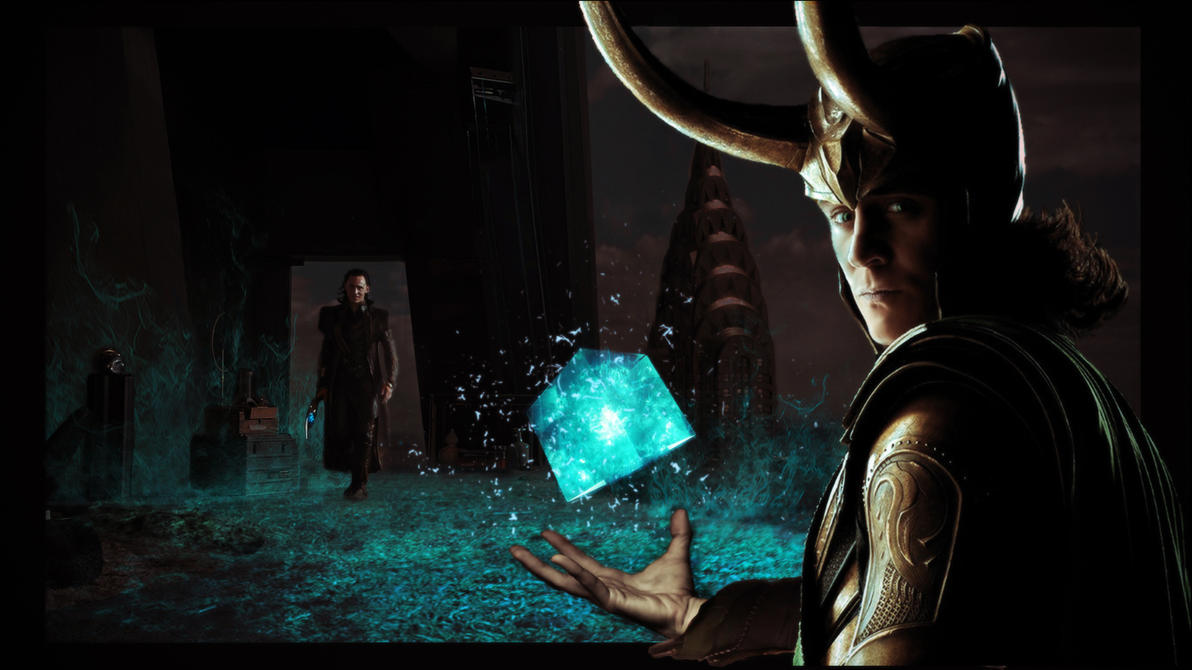 Loki-Tesseract by stak1073