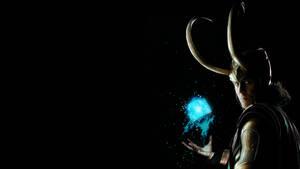 Loki- Tesseract Wallpaper