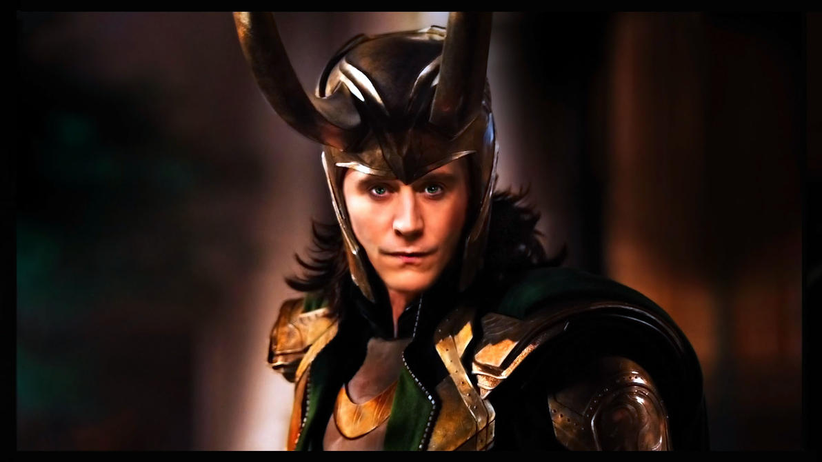 Loki-Portrait by stak1073