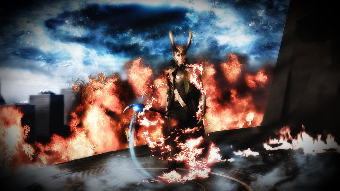 Loki- Inferno by stak1073