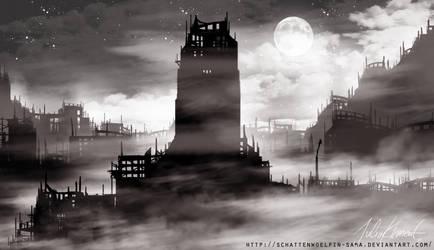 Dead City by CreepyRabbit