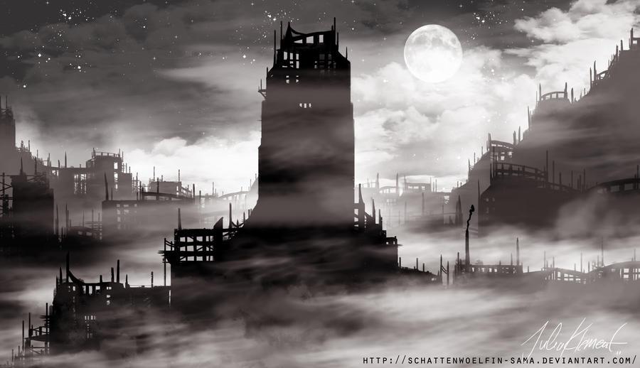 Dead City by Schattenwoelfin-sama