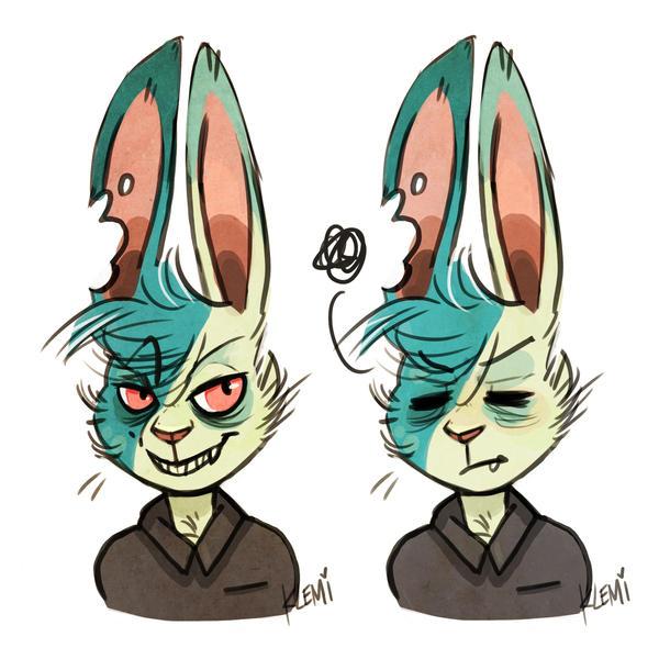 MEH by CreepyRabbit