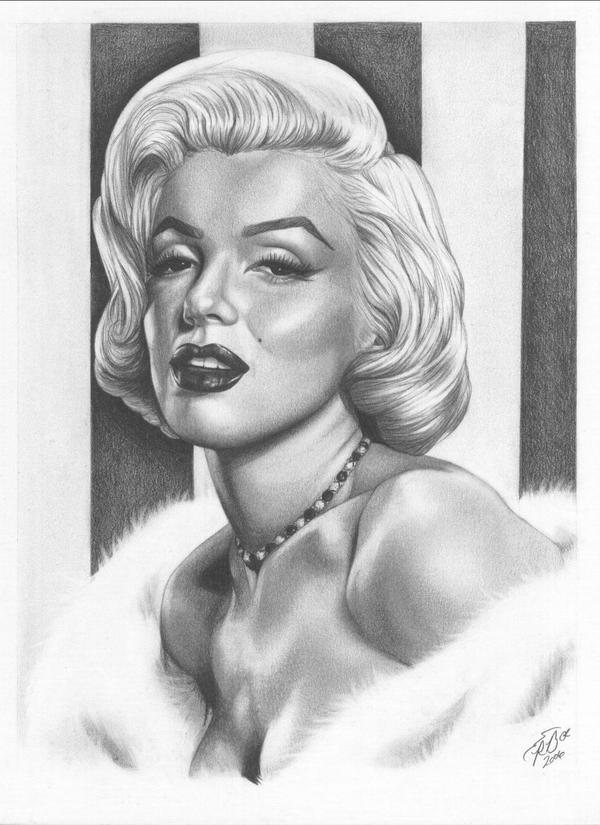 Marilyn by lovelyzitalee