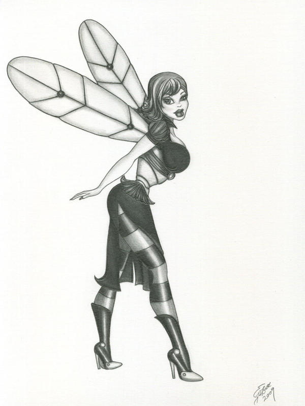 Avengers Wasp Coloring Pages : Wasp avengers free coloring pages