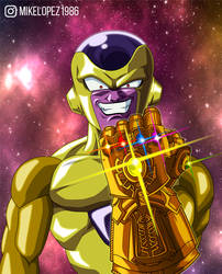 Infinity Frieza by MIKELopez