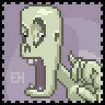 The Pixel Heads: 6 Zombie