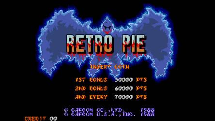 RetroPie - Ghouls-N-Goblins (Arcade) by Ryokai