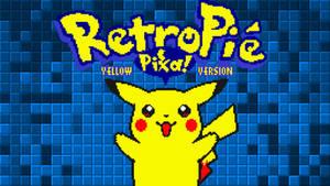 RetroPie - Pokemon Yellow