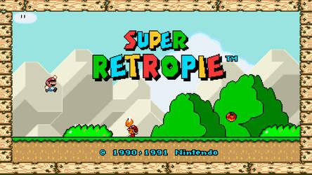 RetroPie - Super Mario World