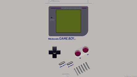 GameBoy-HandHeld by Ryokai