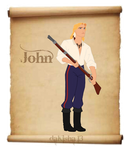 Western Disney - John Smith
