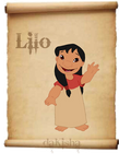 Western Disney - Lilo