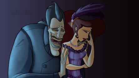 Western Disney - A Deal She Can't Refuse by daKisha