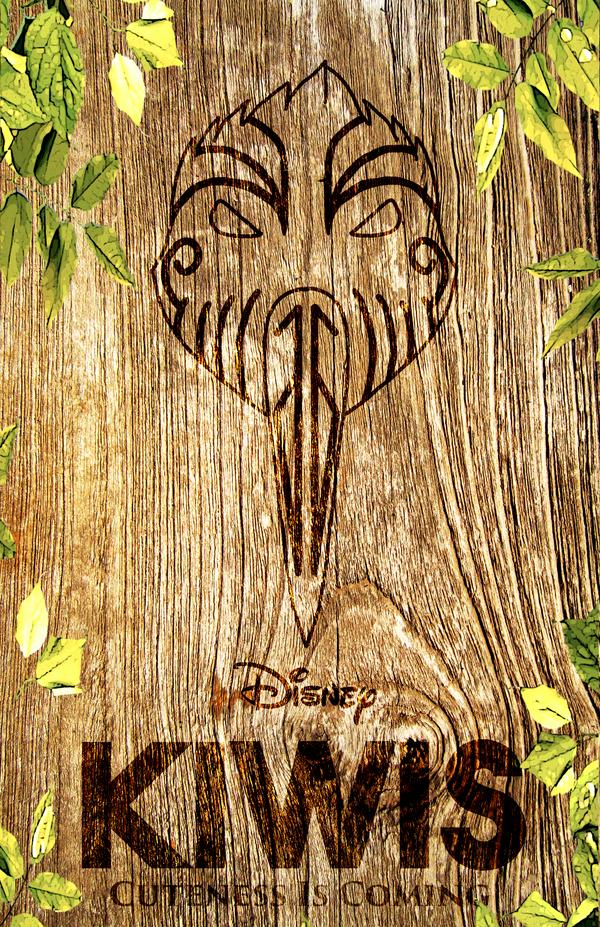 Kiwis Teaser Movie Poster Project by daKisha