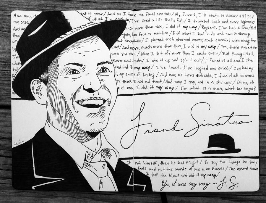Frank Sinatra - My Way by daKisha