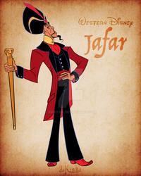 Western Disney - Jafar