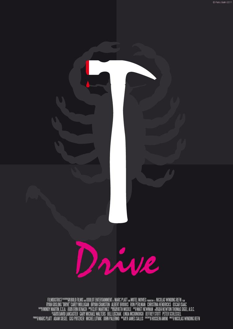 Drve Movie Poster