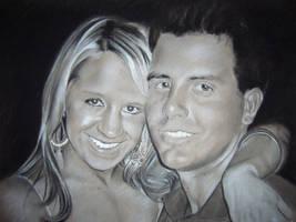 smilin' couple