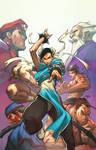 Street Fighter: ChunLi Legends