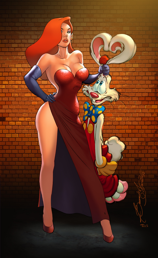 Mari Rabbit by TeoGonzalezColors