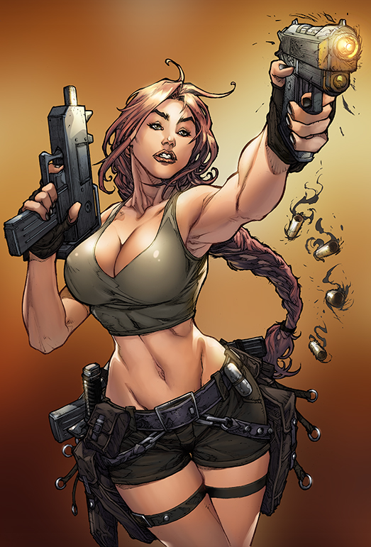Tomb Raider strikes